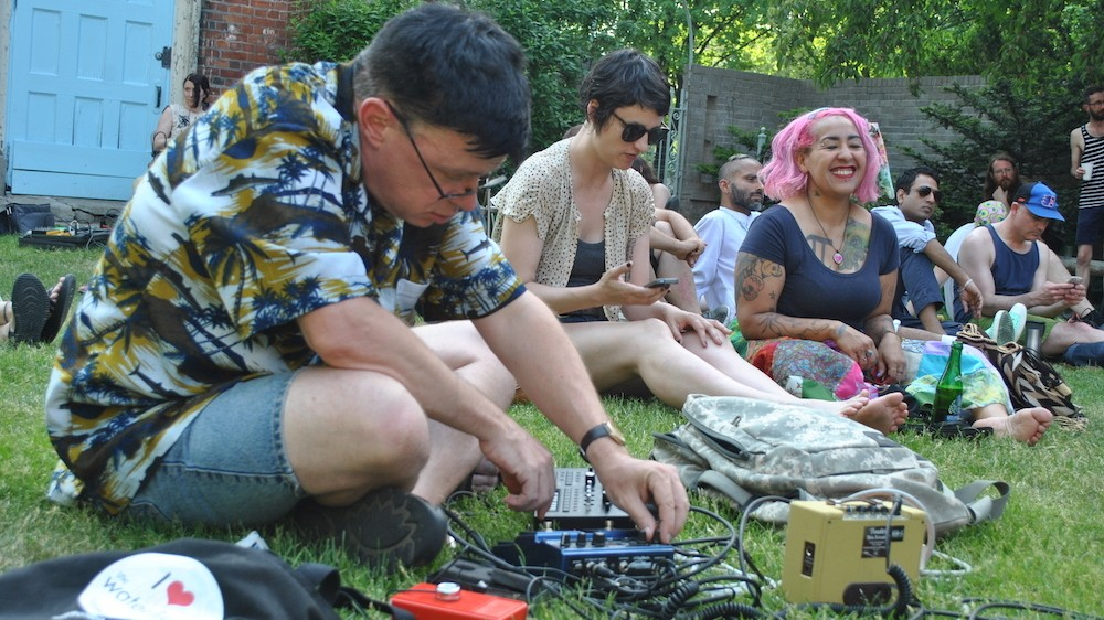 Inside Drone Day, the Grassroots Holiday Encouraging DIY Therapy Through Drone Music