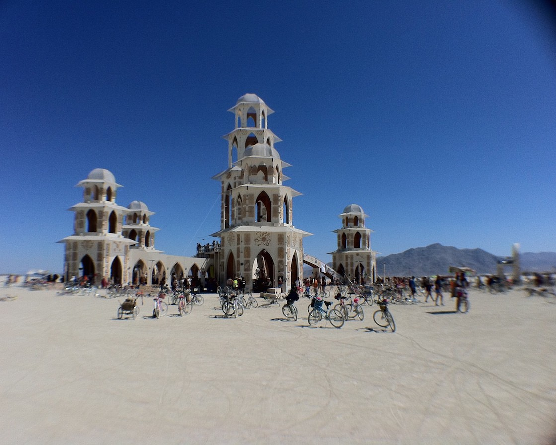 Burning Man Just Purchased Property in Nevada For Year-Round Activities