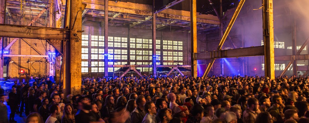 We Partied in an Abandoned Power Plant for Unsound Toronto 2016