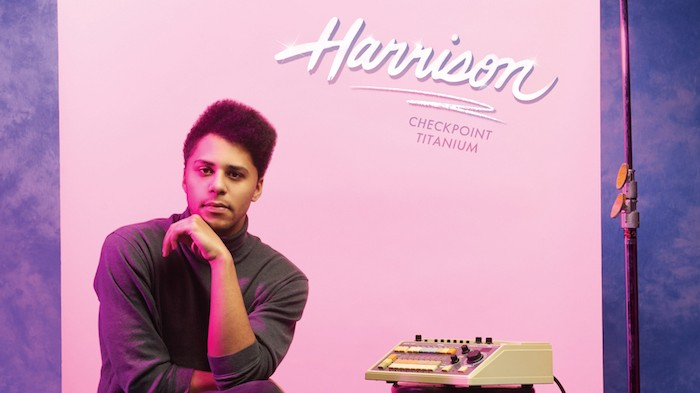 Harrison Announces Debut Album 'Checkpoint Titanium,' Featuring Ryan Hemsworth, Clairmont The Second, and More