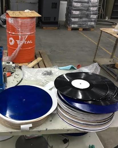 LaserDisc, la nueva planta de vinilos en Latinoamérica