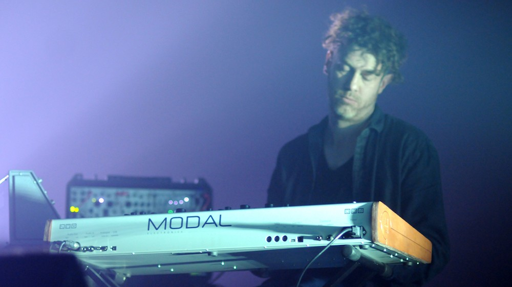 Arcade Fire's Jeremy Gara Trades His Drum Kit for Ambient Music on Debut Solo Album