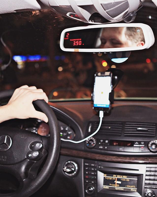 Was Taxifahrer wirklich über dich denken
