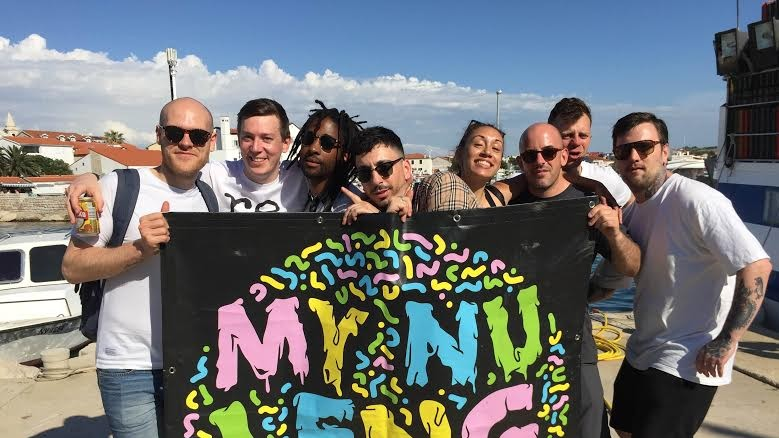 We Hit the Adriatic Sea For a Bass-Heavy Boat Party With My Nu Leng and M8s