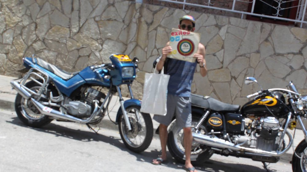 I Tried to Find a Record Store in Cuba and Ended Up Participating in a Santeria Ritual