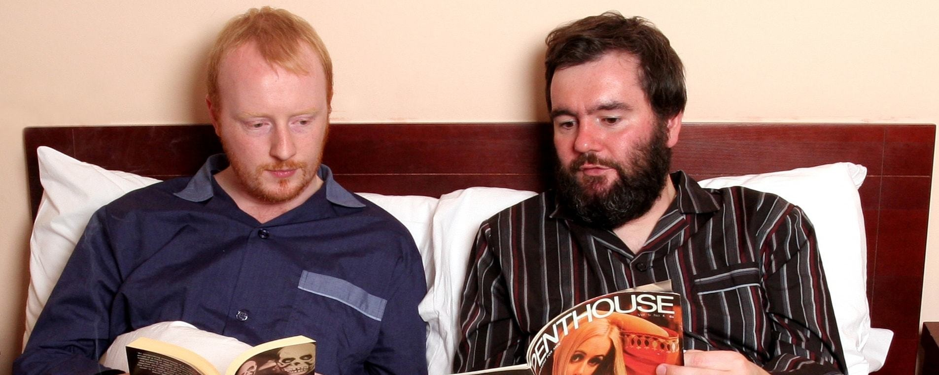 How Did a Beardy Scottish Folk Duo Write the Best Song About Going Out Ever?