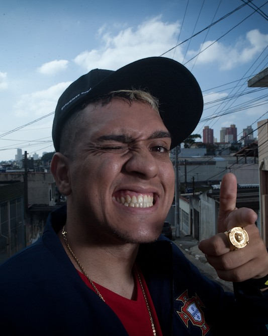 "Meet Brazil's MC Bin Laden, the ""Crazy Ass Kid"" Who Just Wants to Come to America"