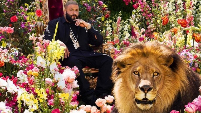 DJ Khaled Shares Tracklist for New Album, 'Major Key'