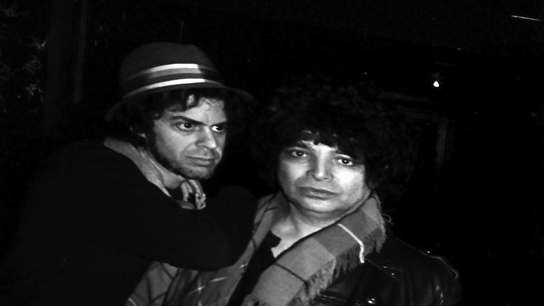Stream a New Track from Hifi Sean Featuring Alan Vega