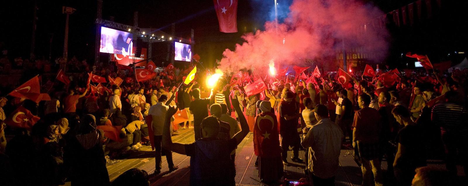 Die Nächte danach: Wie Istanbuls Szene auf den gescheiterten Putschversuch reagiert