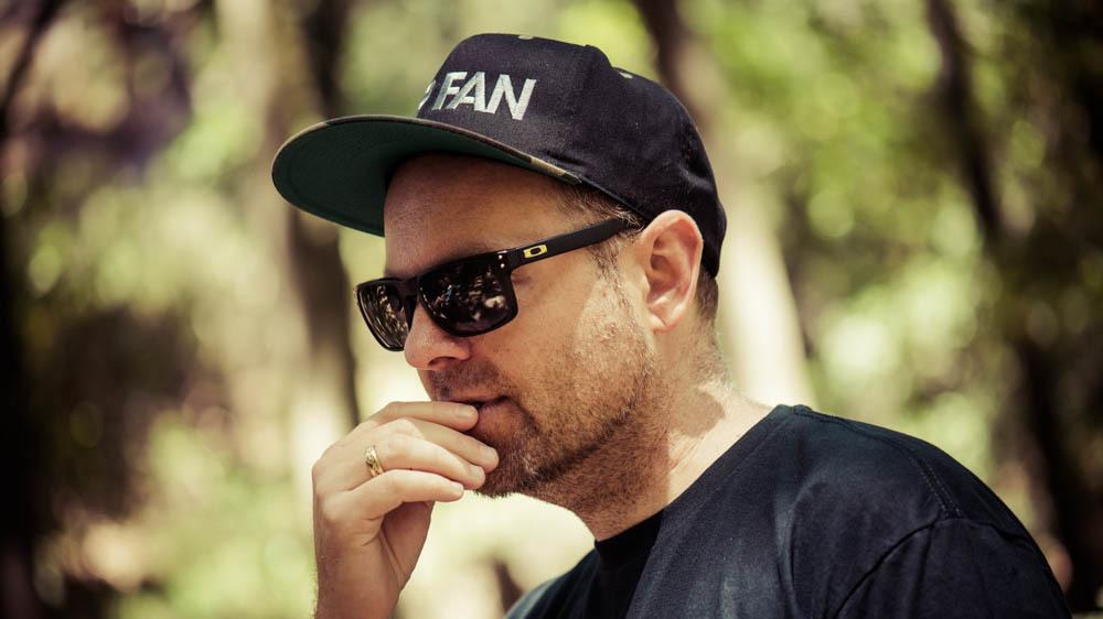 I Trekked into the California Wilderness with DJ Shadow to Learn the True Meaning of His New LP