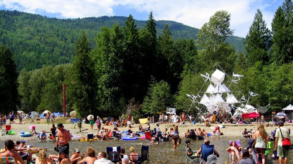 Shambhala Festival Wants to Expand Its Drug-Testing Services to Include Fentanyl