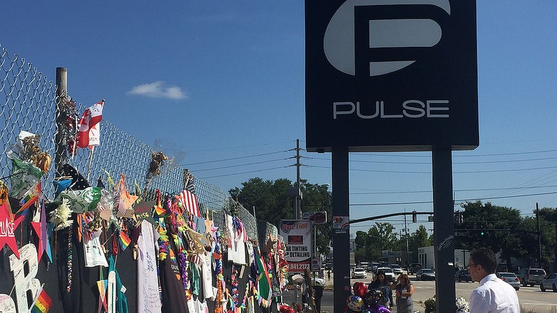 Orlando's Pulse Nightclub Will Host a Permanent Memorial for Shooting Victims