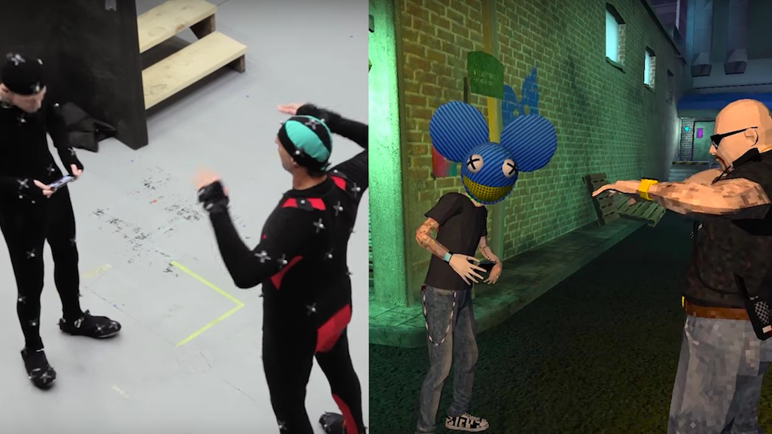 We Played Deadmau5's Virtual Reality Game to Experience Life Inside the Mau5 Head