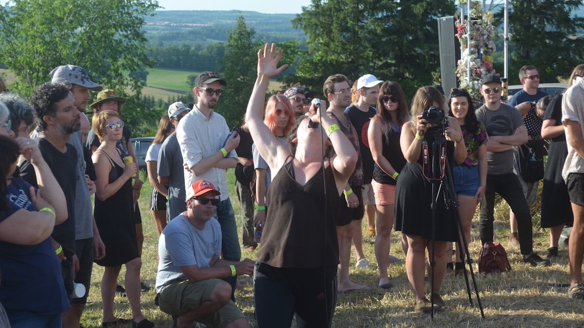 """We Went to """"The Other Big Apple"""" to Experience Canada's Weirdest Experimental Music Festival"""
