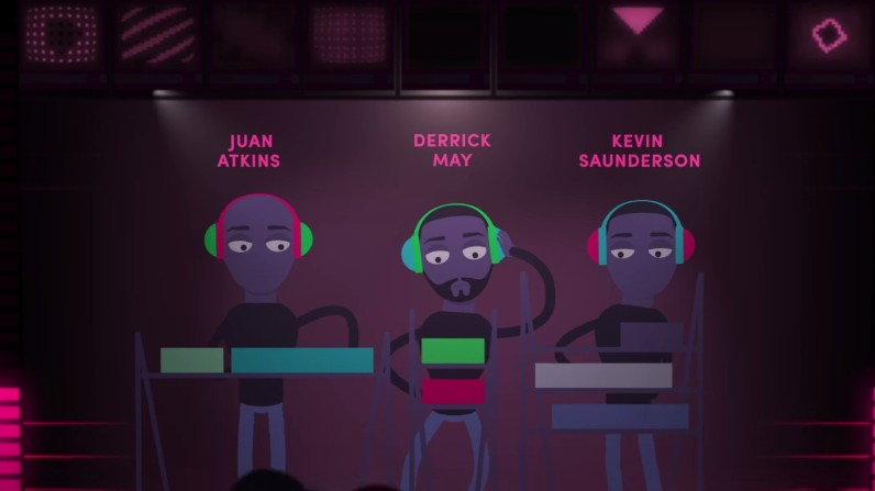 Here's a Brief Animated History of EDM, as Told by Spotify