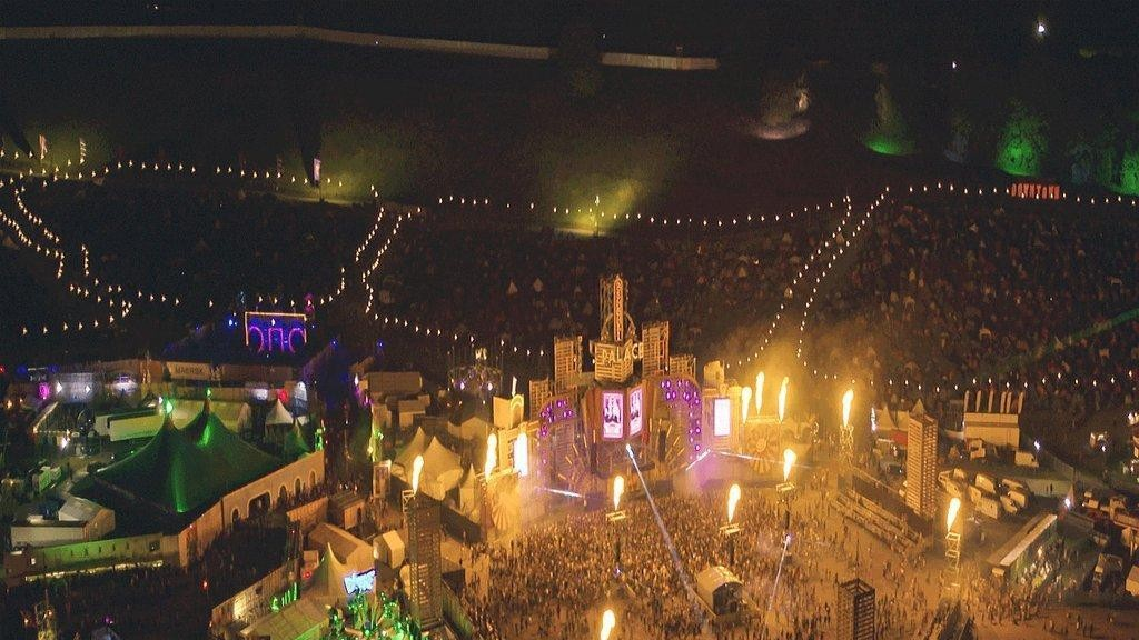 An 18-Year-Old Woman Has Died at BoomTown Fair Festival
