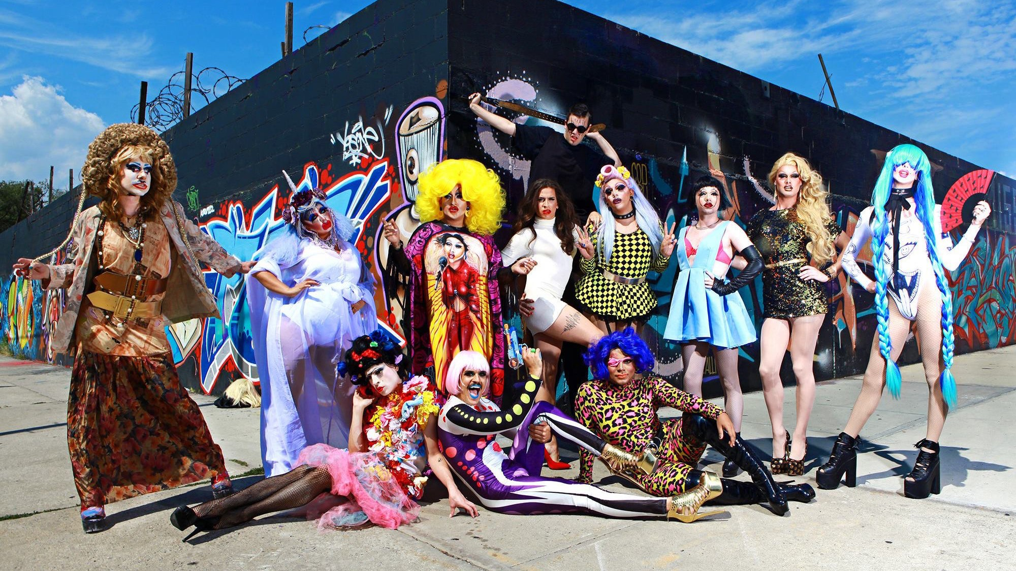 Bushwig's Founders Say Gentrification Has Pushed the Annual Drag Festival out of Brooklyn