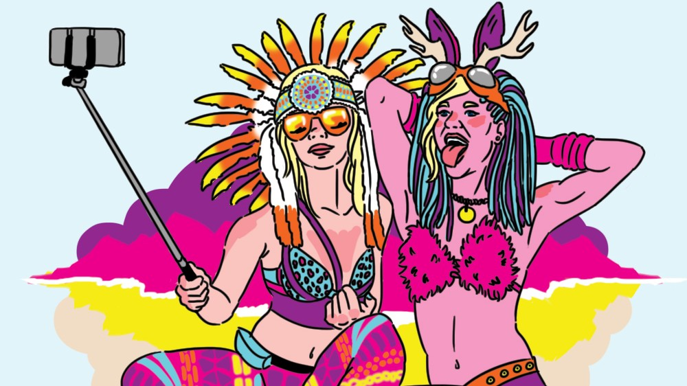 The Six Types of People Who Will Ruin Burning Man Just by Being There