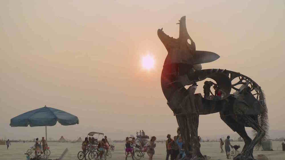 Can't Make it to Burning Man? You Can Now Stream it Anywhere