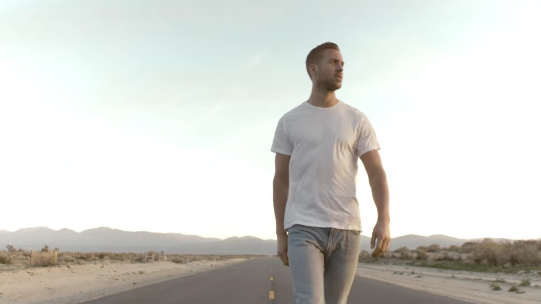 Calvin Harris Was the Only Electronic Musician to Win at the VMAs