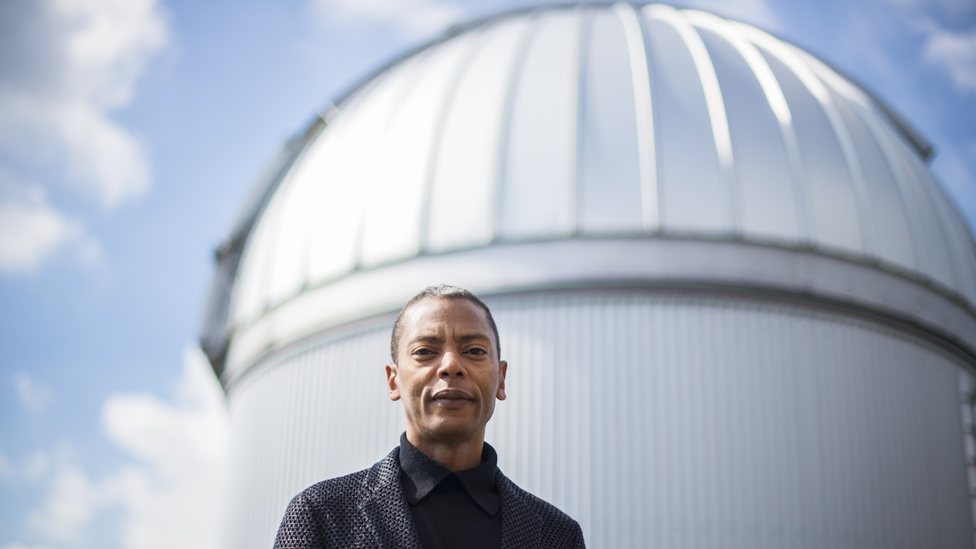 I Took Jeff Mills to an Observatory Because He's Such a Space Geek