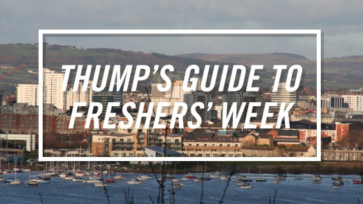 The THUMP Freshers' Guide to Cardiff
