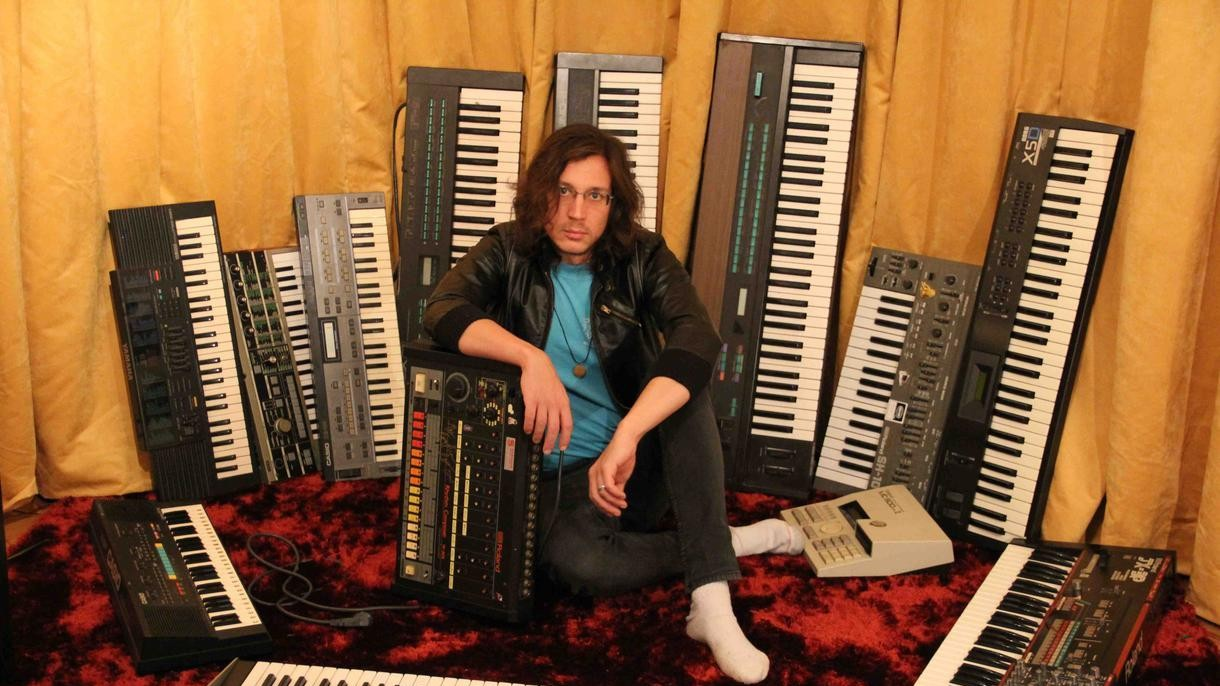 The Grand Legowelt Nightwind Records Drawing Competition Winner has Been Revealed!