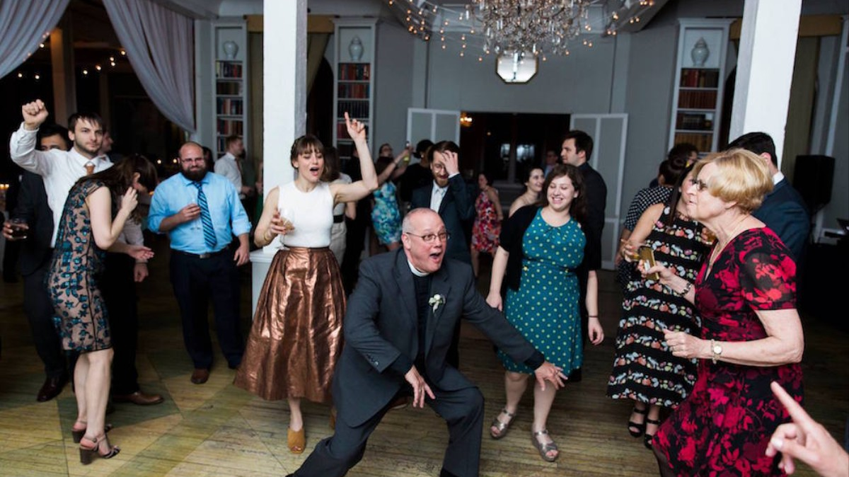 How I Accidentally Became A Popular Wedding Djand Learned To Love