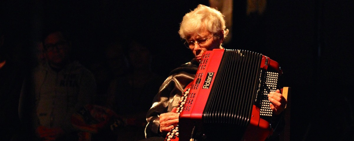 Experimental Pioneer Pauline Oliveros Still Wants You to Listen Closely