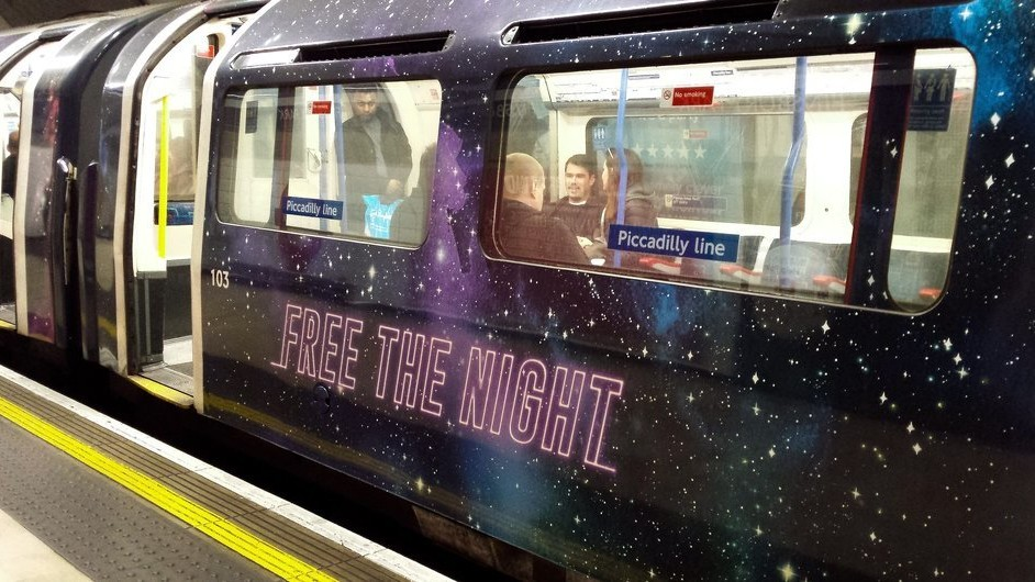 Are Parties on the Tube the Future of British Clubbing?