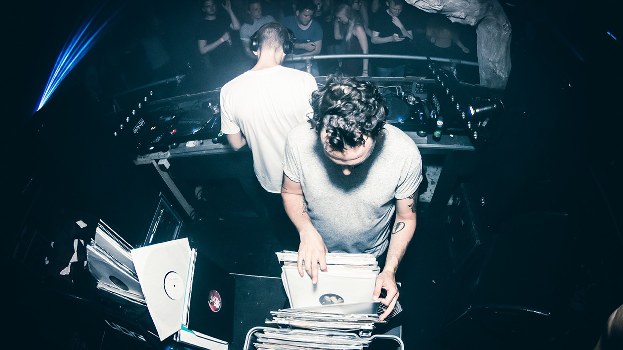 Detroit Swindle's Boiler Room X Ray Ban Mix Is a Vinyl-Only, Multi-Genre Journey