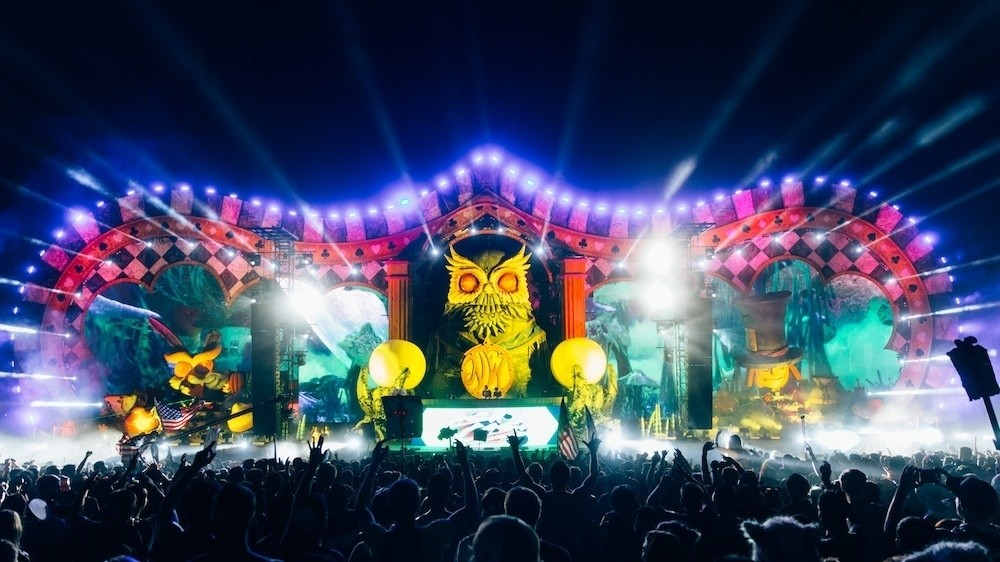 Insomniac's Halloween Escape Festival Will Have On-Site Drug Education