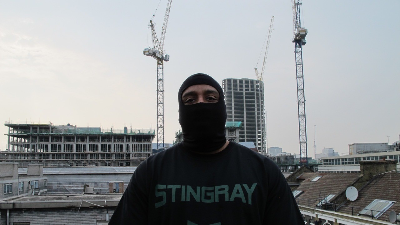 DJ Stingray Just Released a New EP, 'Purge'