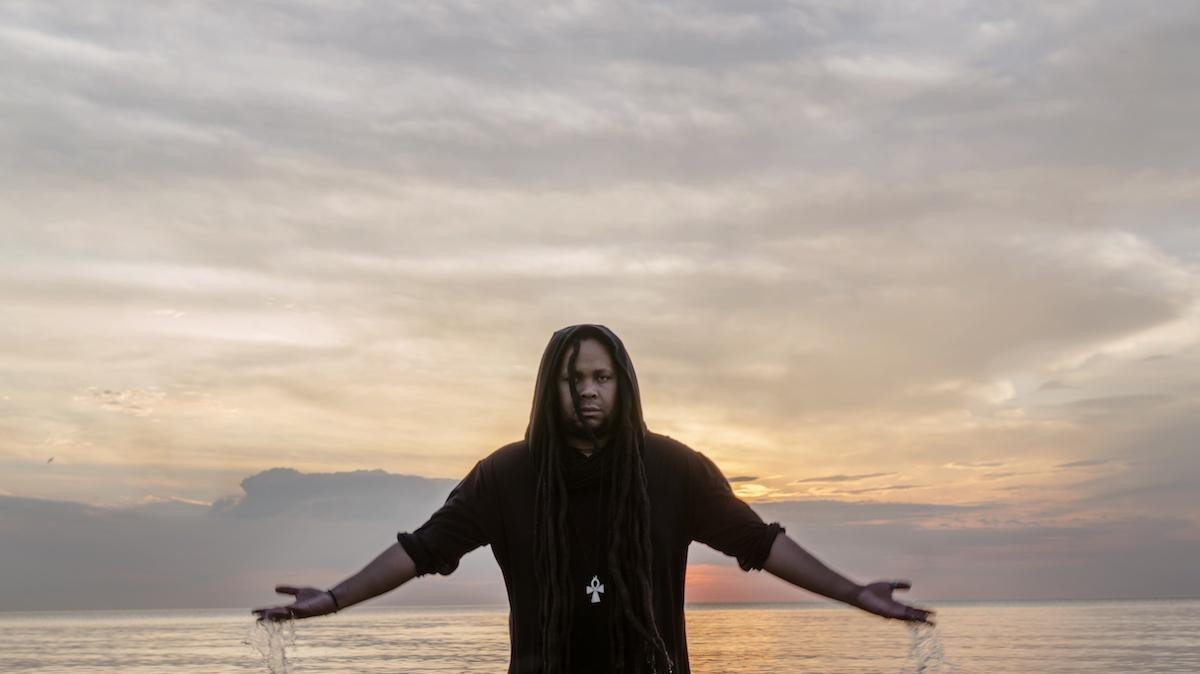 "Stream Hieroglyphic Being's Remix of Illum Sphere's ""Red Glass"""