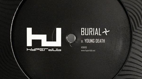 "A Secret New Burial 12"" Record, 'Young Death,' Accidentally Surfaces...Listen to it Now!"