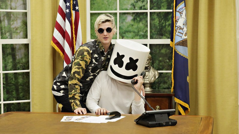 A Brief History of Masked DJs—From Orbital to Marshmello