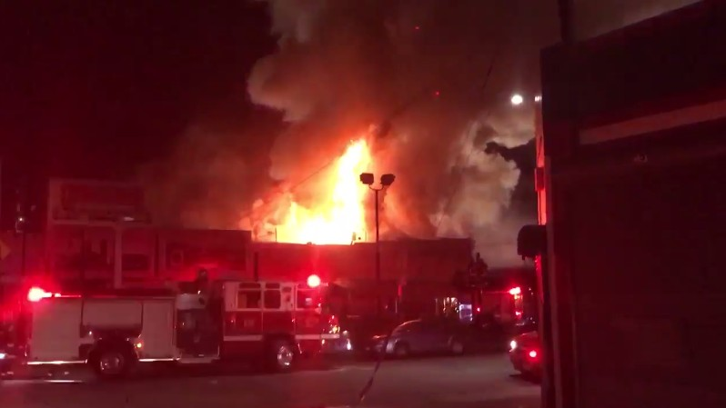 Death Toll in Massive Oakland Warehouse Fire Rises to 33
