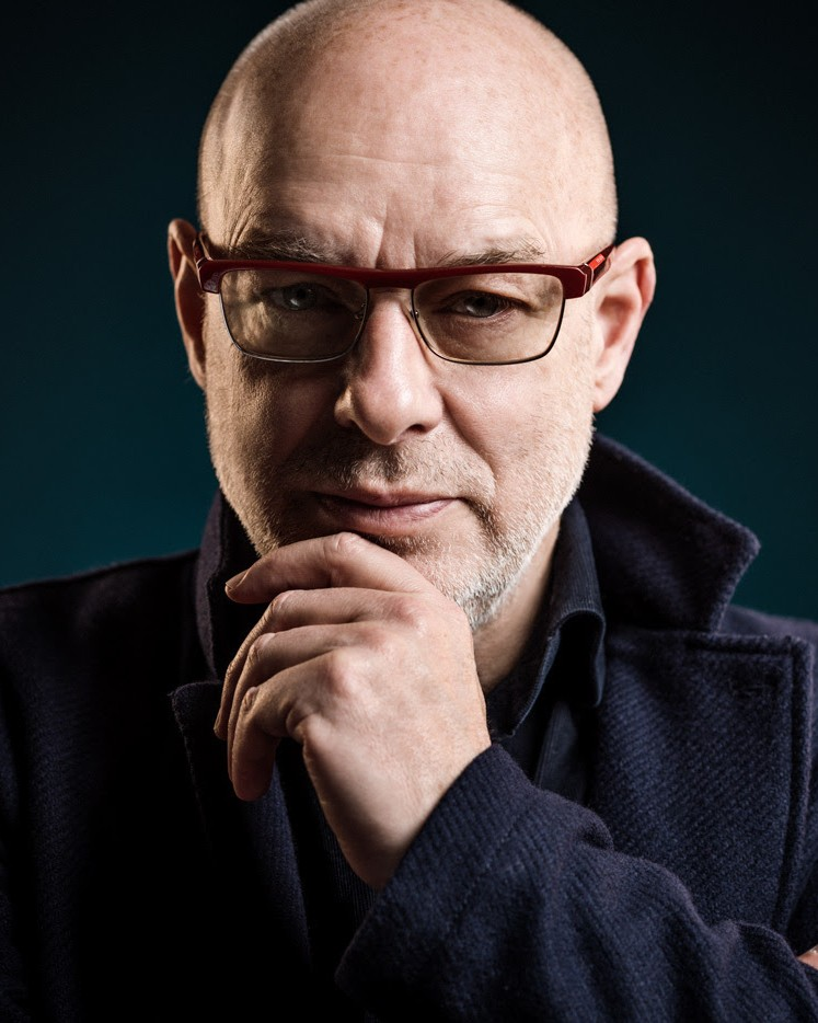 The Lonely Indulgence of Brian Eno's New Album