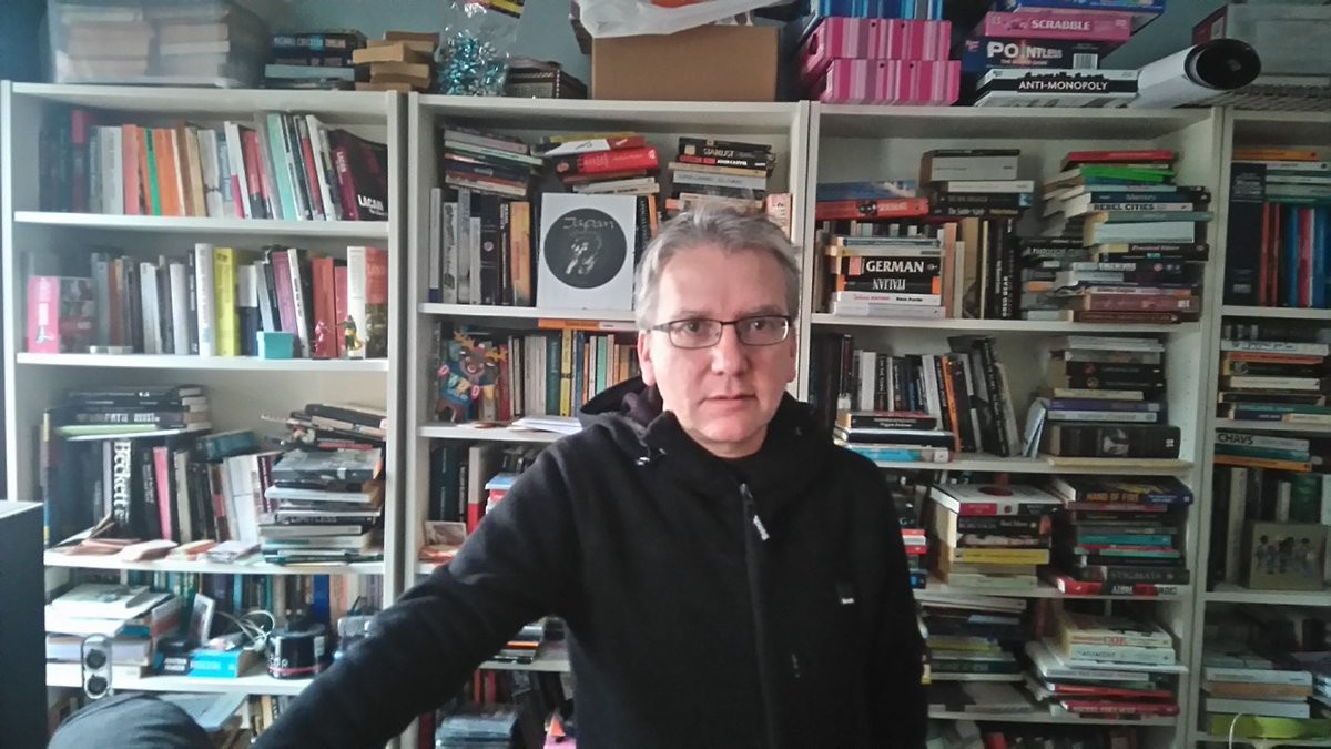 Mark Fisher, Influential Music Writer and Cultural Theorist, Has Died