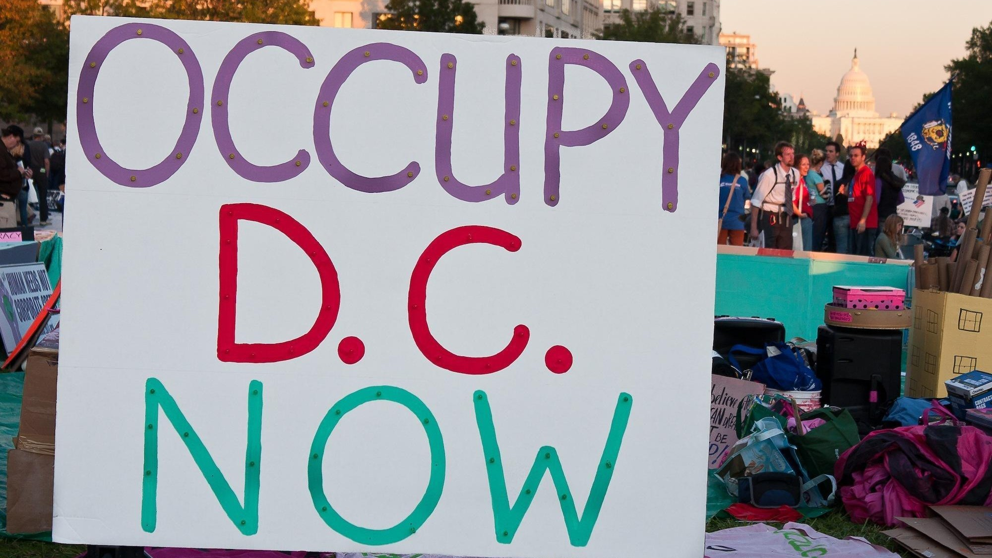 11 Protest Parties You Can't Miss This Inauguration Weekend, in D.C. and Beyond