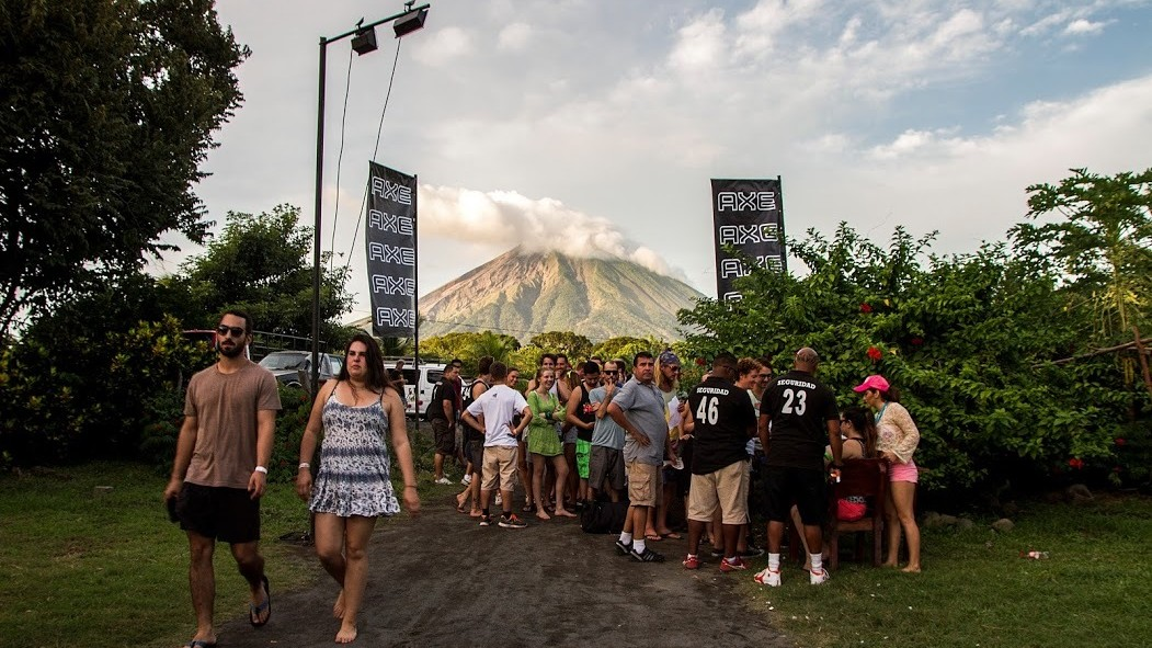 Nicaragua's Largest EDM Festival Was a Volcano-Shadowed Celebration of Central America's Best Music