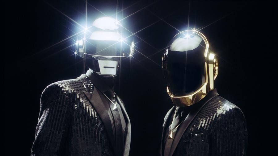Listen to a 1000+ Song Playlist of Music That Inspired Daft Punk