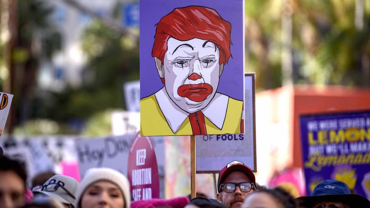 Raven gegen Trump – 42 Club-Tracks für den Protest