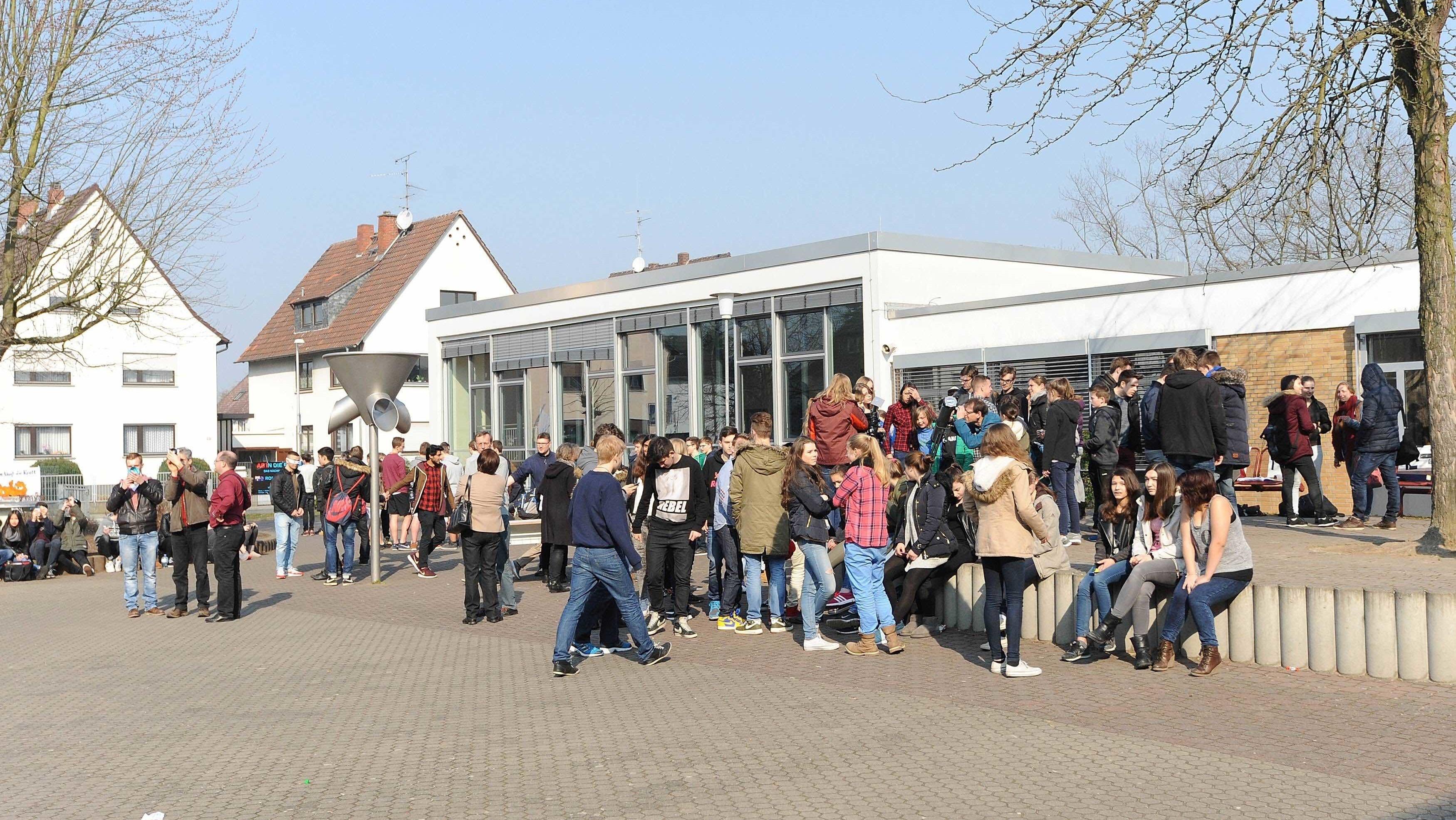 An deutschen Schulen wird mehr gedealt denn je