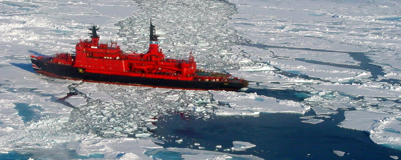 El mejor álbum de ambient del año: una grabación de 10 horas de white noise en la Océano Ártico