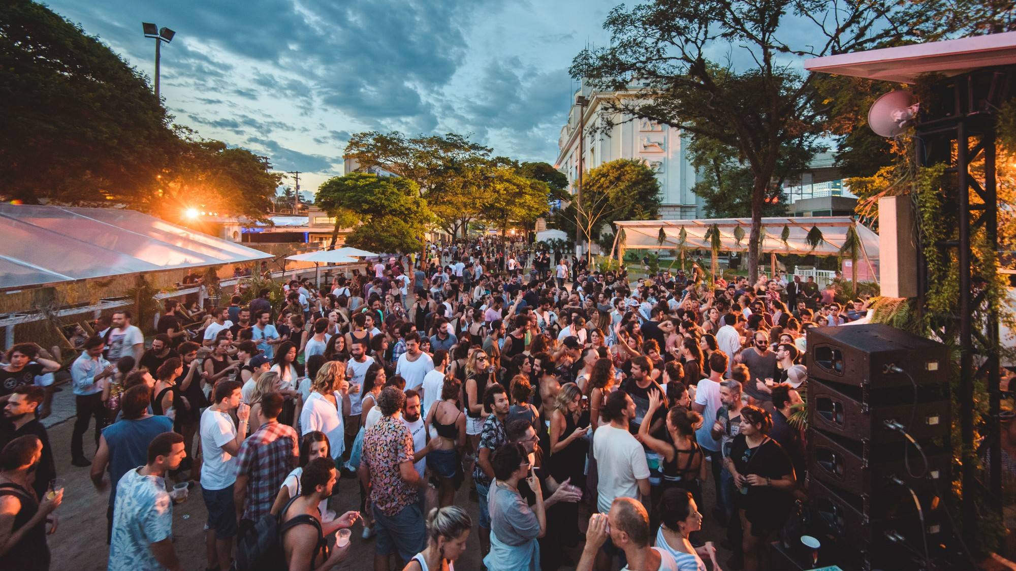 Dekmantel's First Festival in Brazil Was a Surprisingly Stress-Free Celebration of Musical Adventure