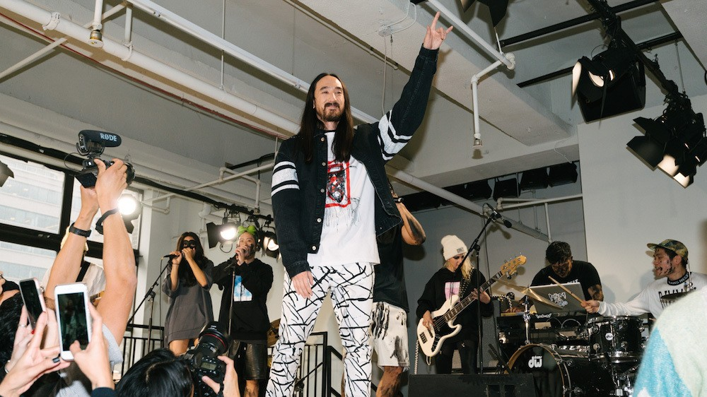 Steve Aoki's Skater-Inspired Clothing Line Faceplants Into a Masculinity Crisis