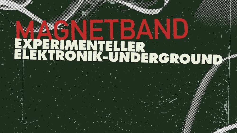 So klang elektronische Underground-Musik in der DDR