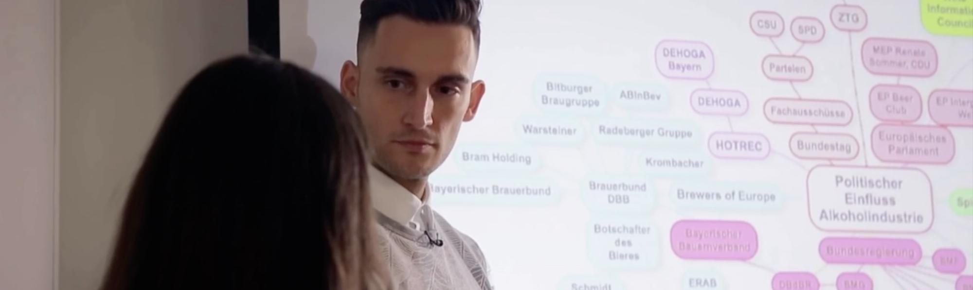 Wer ist der Mann aus der ZDF-Alkohol-Doku?